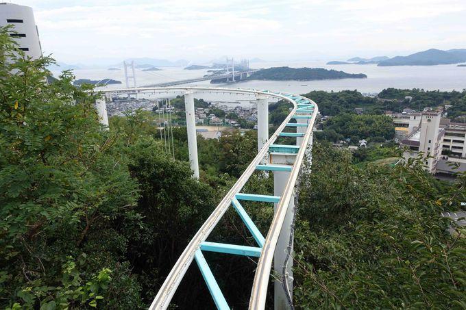 サク旅プラン3. 岡山で「怖すぎる!」アトラクションに乗る
