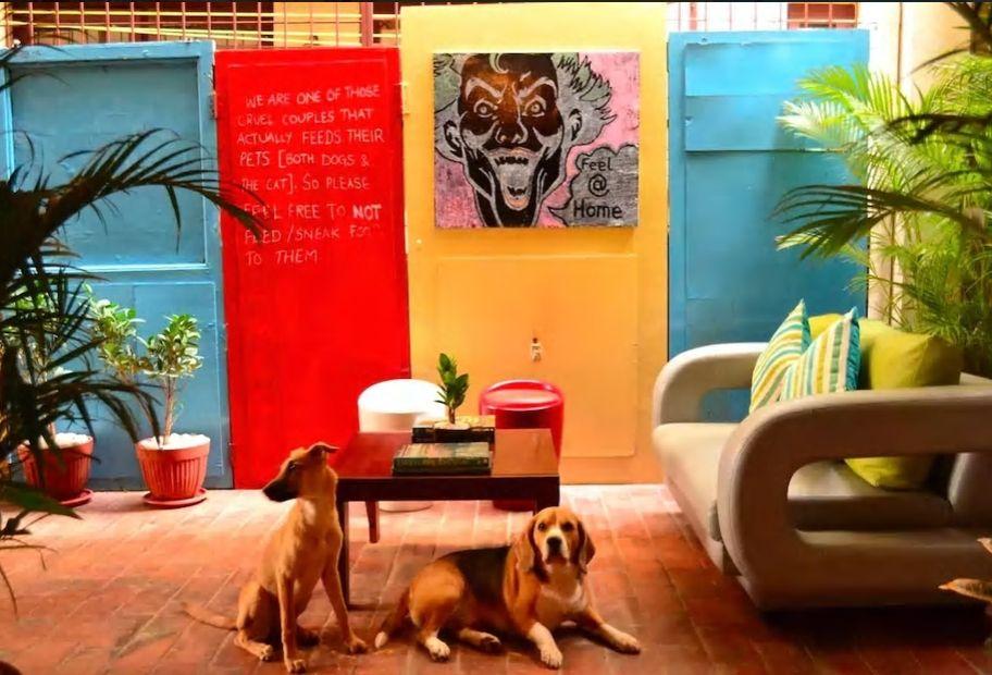 11.ハイテク都市にあるアットホームな民泊/バンガロール