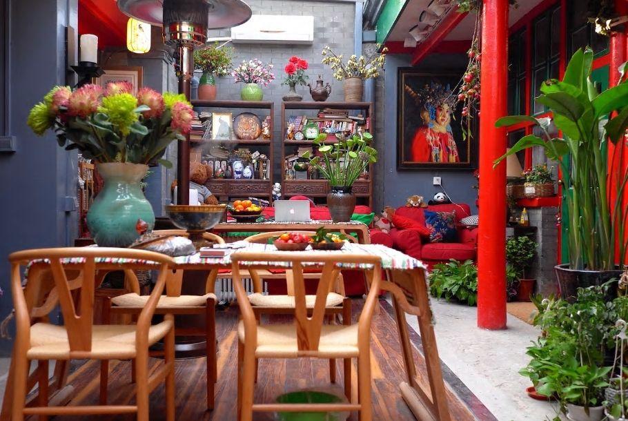 4.紫禁城近くで中国文化を肌で感じながら滞在/北京市