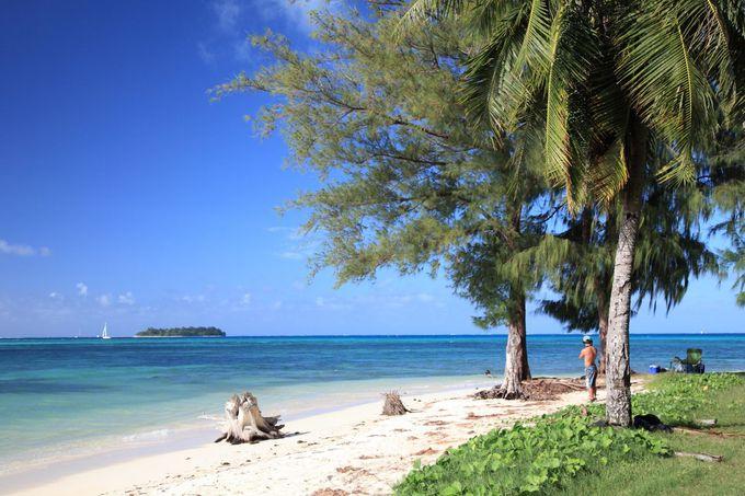 1.北マリアナ諸島に冬はない!1年中いつでも海に入れる楽園の島