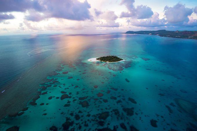 3.11年連続ベストビーチに輝く「マニャガハ島」