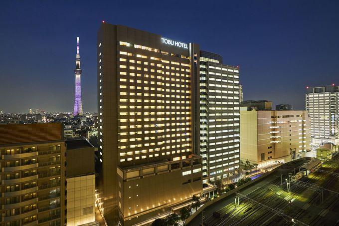 6.リッチモンドホテルプレミア東京押上