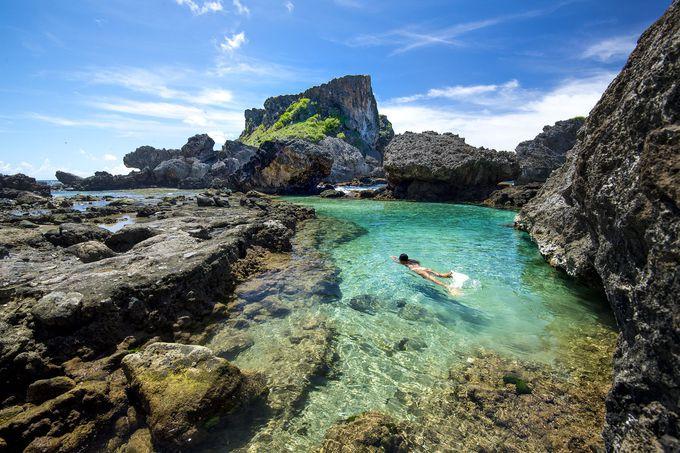 4.過酷なほどハマってしまう「禁断の島」トレッキングツアー