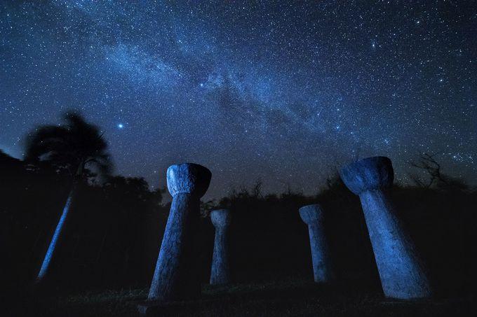 6.プラネタリムのような星空を見に行こう!