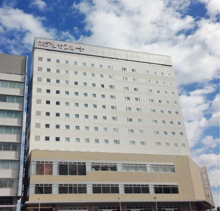 2.ホテルサンルート千葉