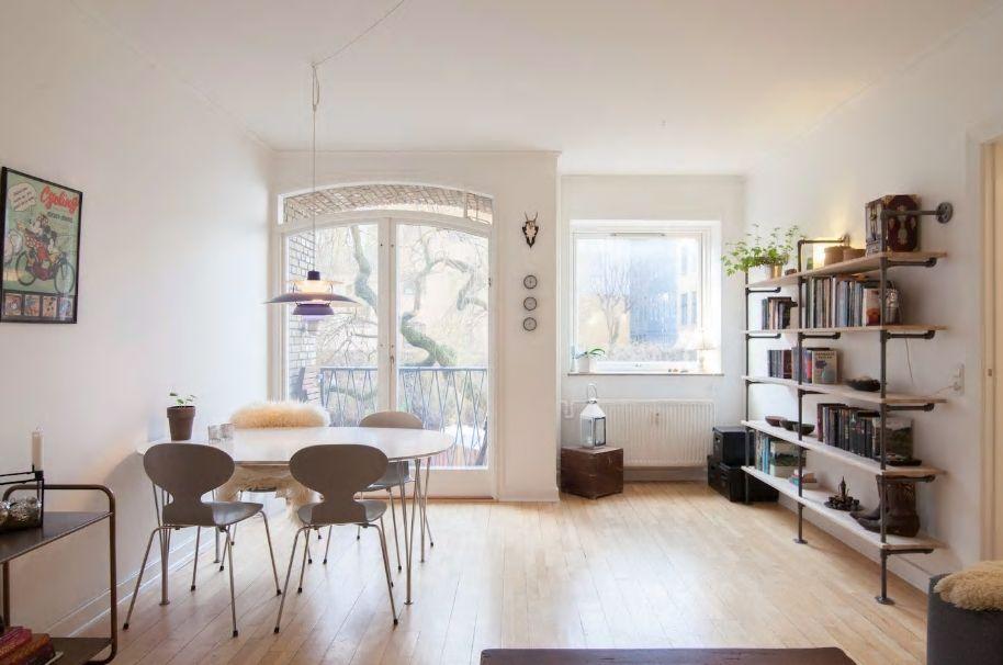 コペンハーゲンで民泊しよう!Airbnbで予約できるおすすめ10選