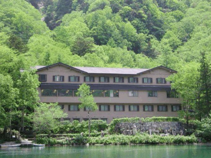 2.大正池畔の唯一の宿 上高地 大正池ホテル