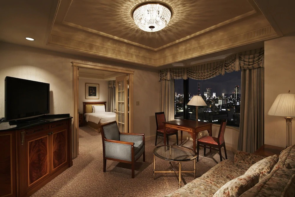3.リーガロイヤルホテル東京