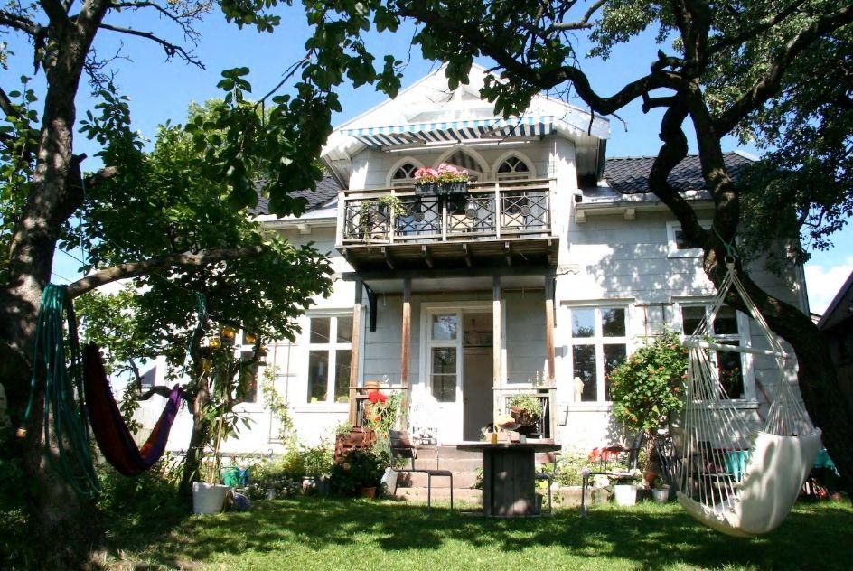 4.庭園付きのヴィラに暮らすように滞在