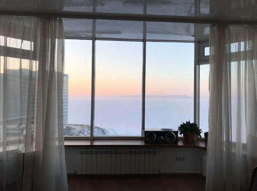 1.美しいアムール湾の海一望