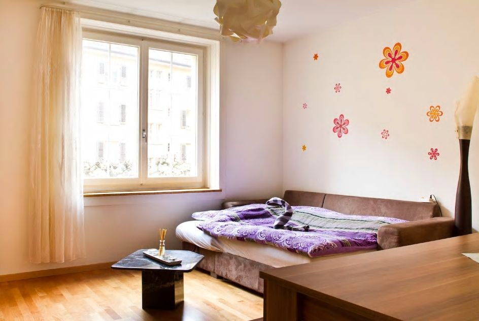 2.女性ホストらしい可愛いお部屋は女子旅にオススメ