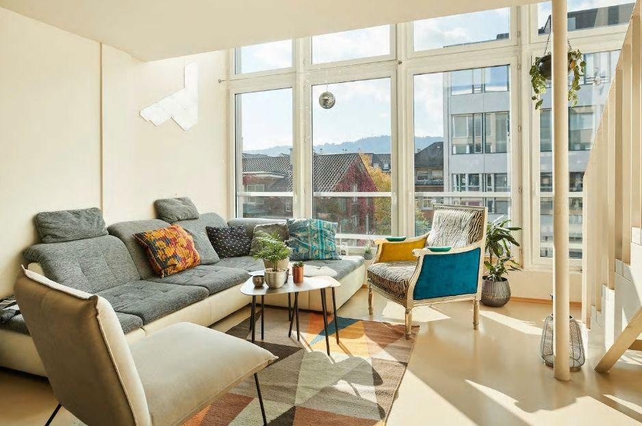 チューリッヒで民泊しよう!Airbnbで予約できるおすすめ9選