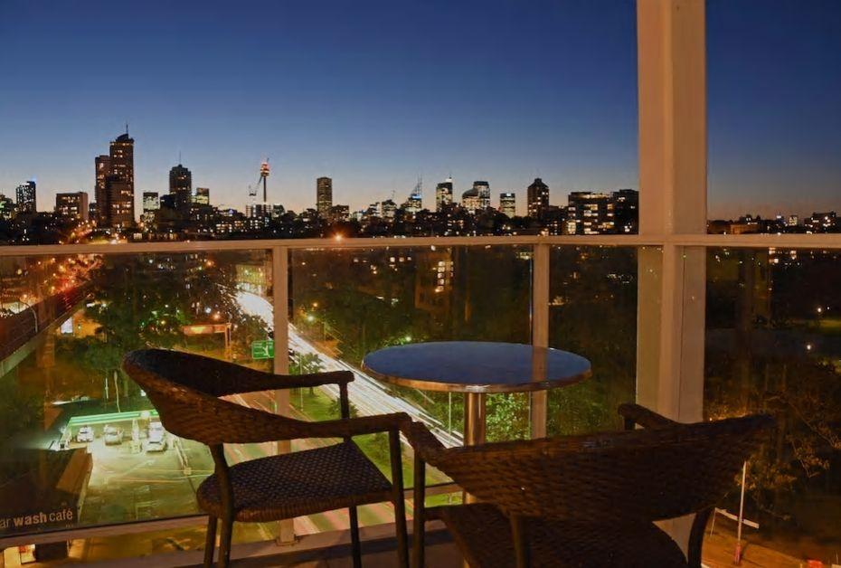 4.眺望抜群! シドニー市街地と港を一望