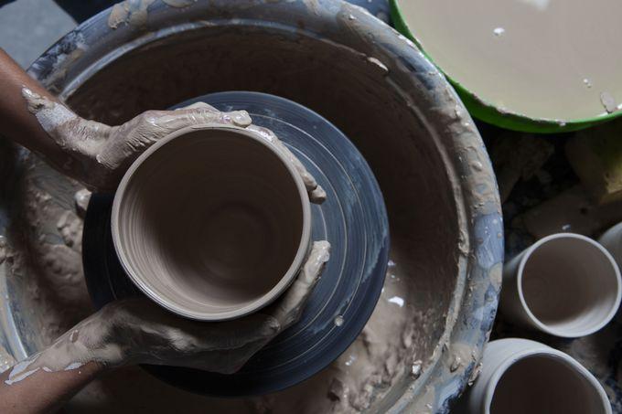 北鎌倉「たからの窯」でお手軽に陶芸体験!