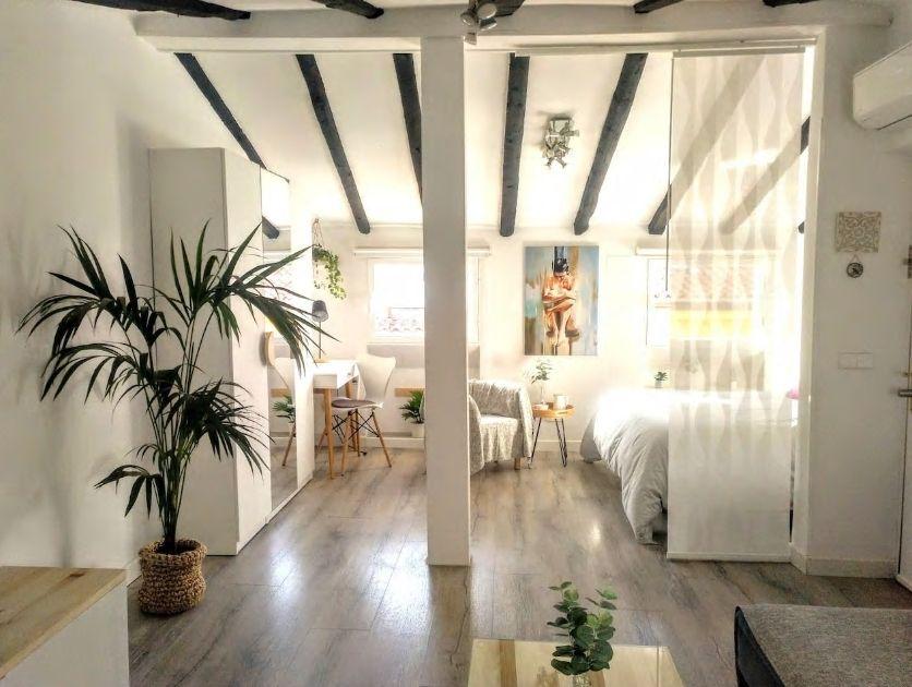 9.スペインらしい明るくスタイリッシュなお部屋