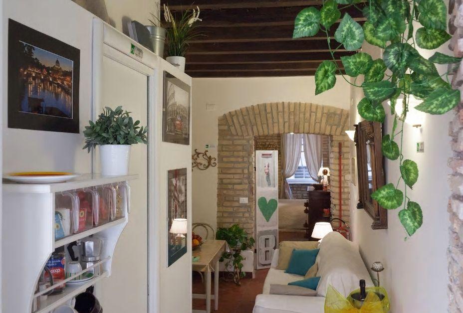 5.古代ローマ風のロマンチックなお部屋、インスタ映え必至