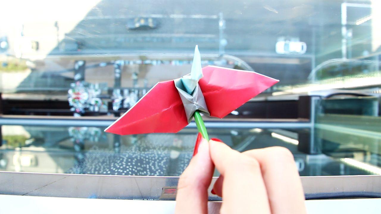 4.広島女子旅で外せない新絶景スポット「おりづるタワー」
