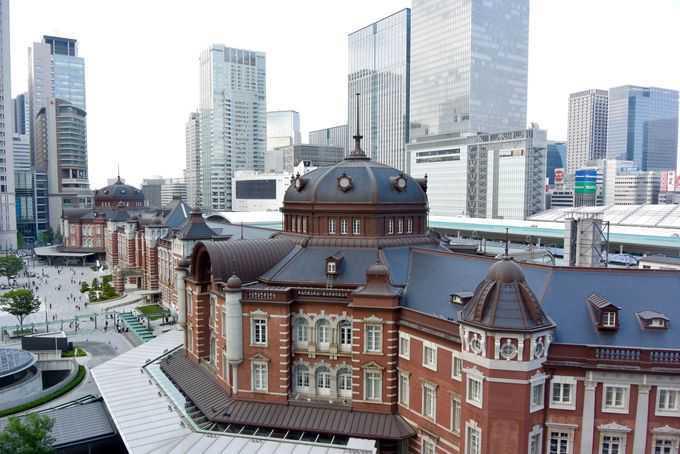 7.東京駅の観光&グルメスポット