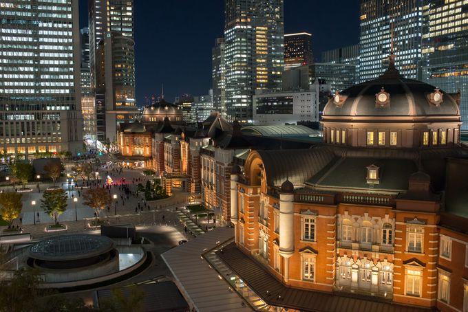 東京へのアクセス
