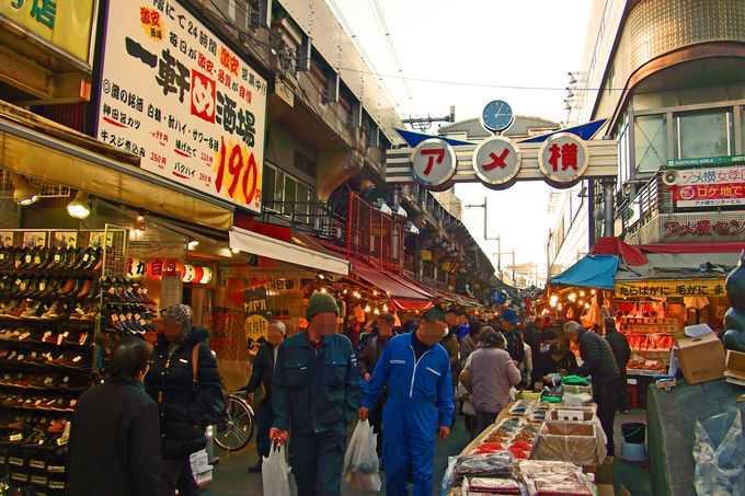 5.上野の観光スポット