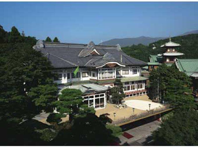 1.富士屋ホテル