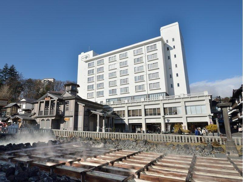 3.ホテル一井