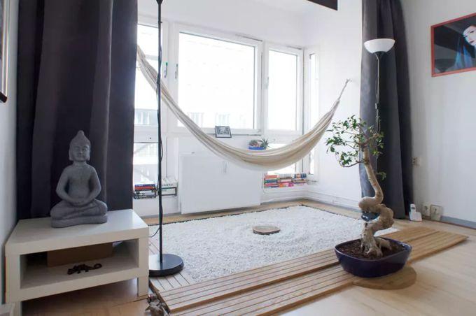 2.ベルリンらしいアーティスティックなお部屋