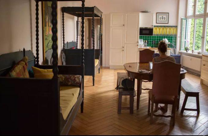 6.人気のクロイツベルク地区の歴史的なアパート