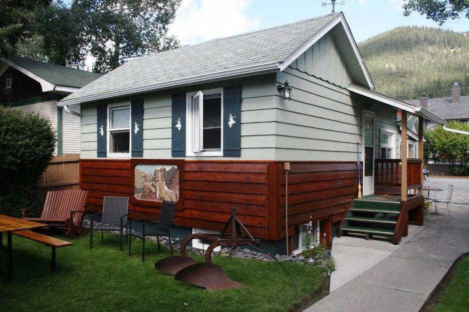 2.可愛い一軒家、登山の前泊、後泊利用にもオススメ