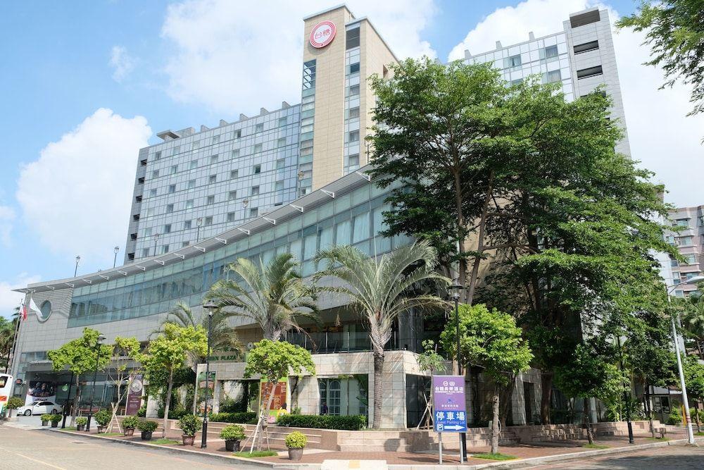 6.エバーグリーン プラザ ホテル 台南 (台糖長榮酒店)