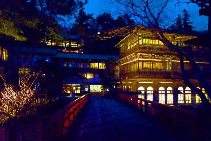 往復バス付き!気軽に行ける東京近郊の温泉宿