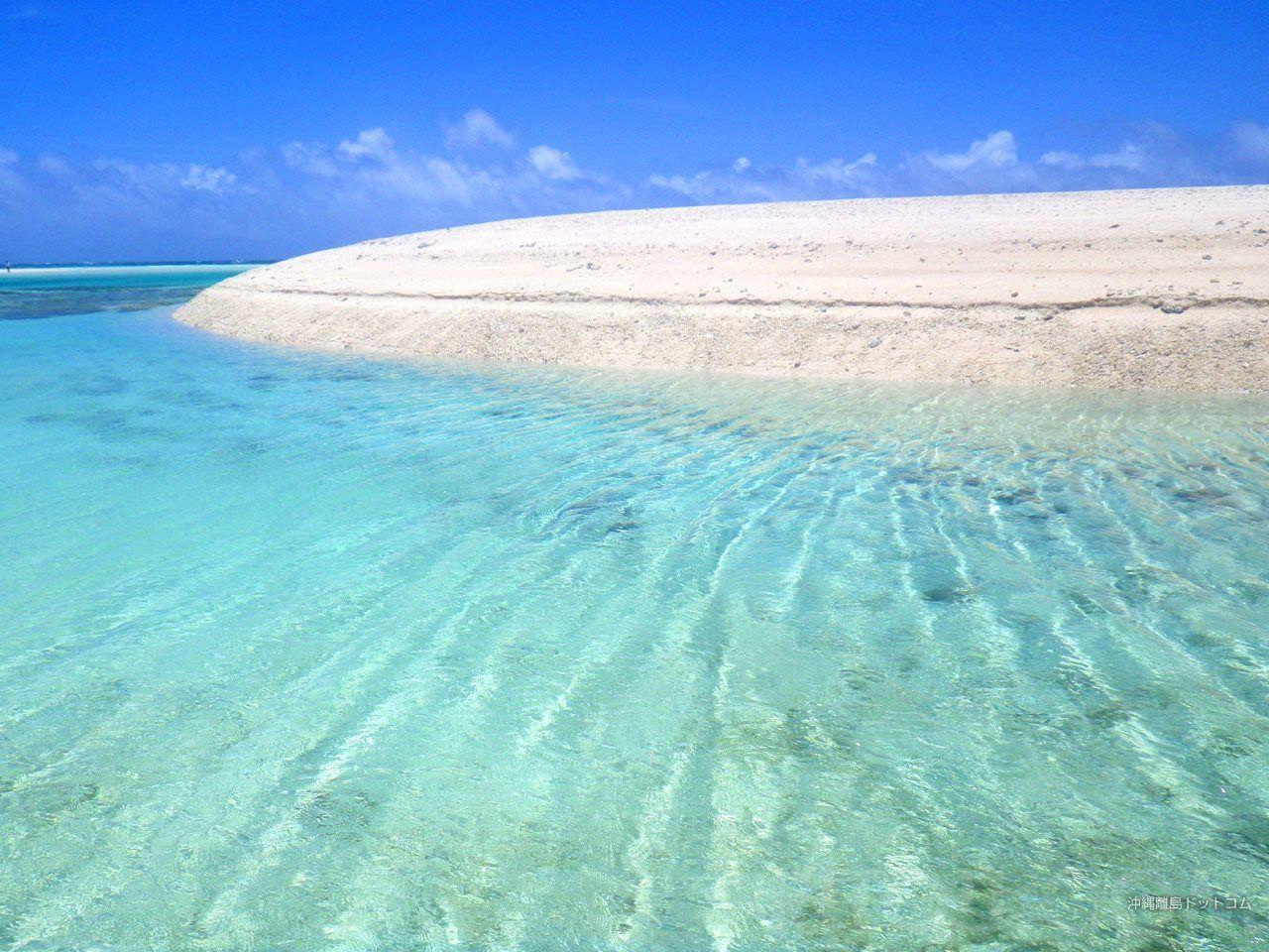 綺麗な海はどこ?透明度が高い海ランキング