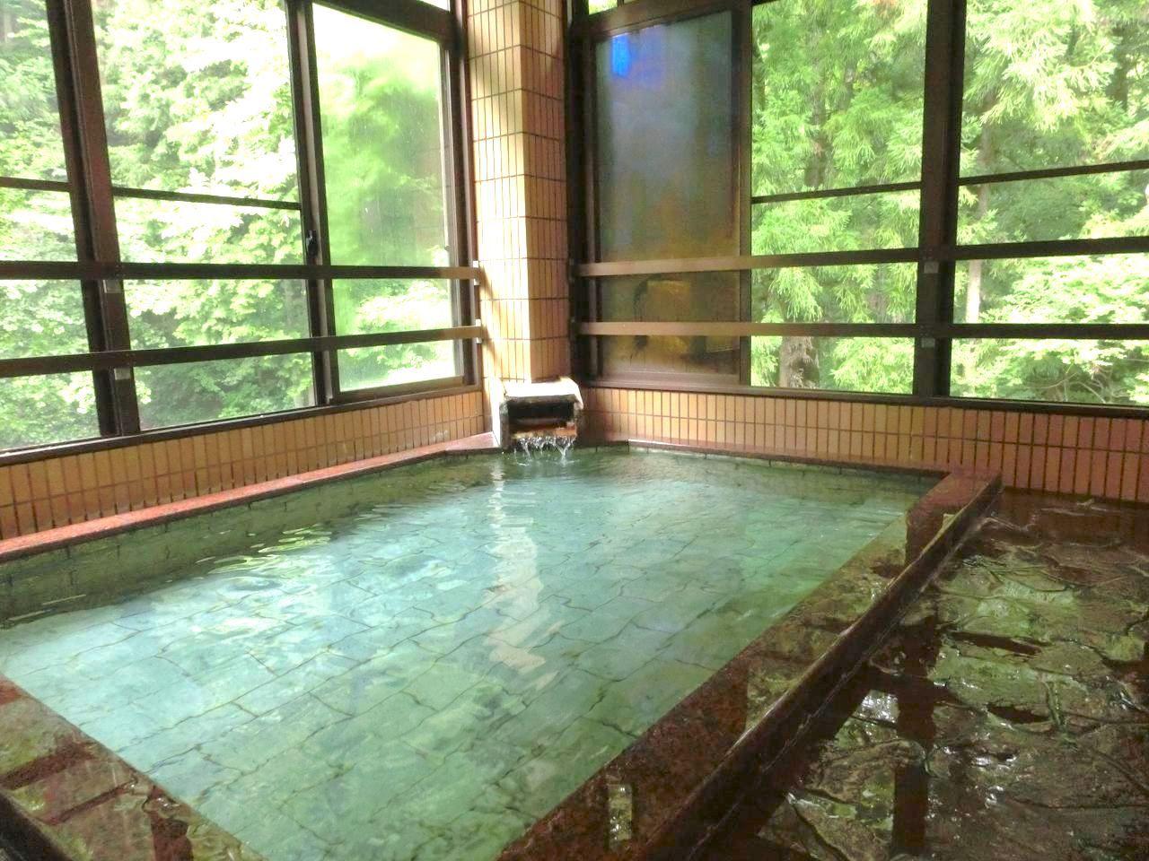東京で天然温泉が楽しめる!