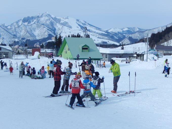 スキー場直結の憧れリゾートホテル
