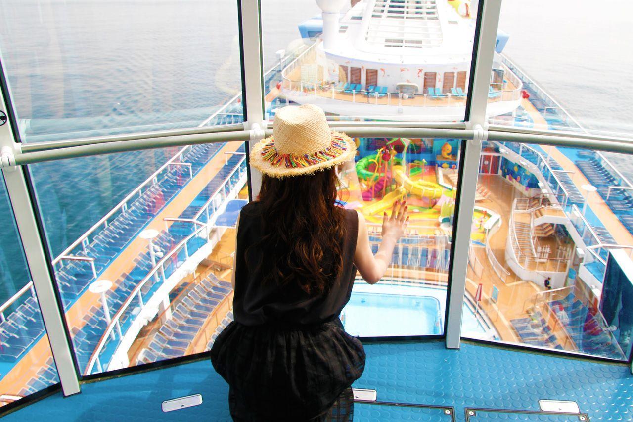 船旅はここまでキテる!気軽に行ける女子旅クルーズ