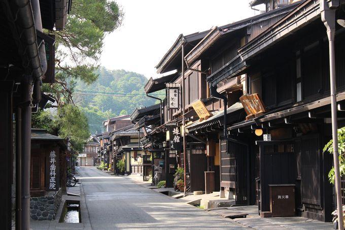 古き良き日本の町並みにタイムスリップ旅行!